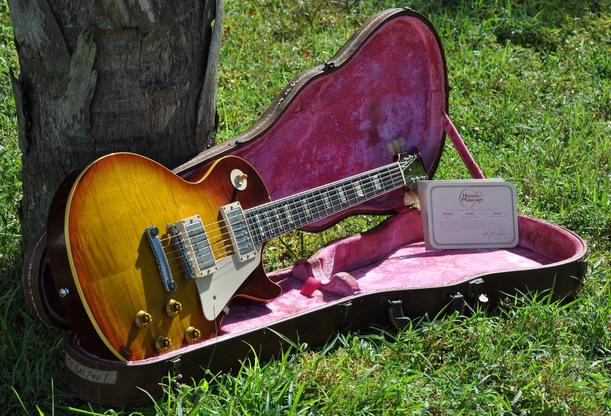 historic makeovers deluxe package guitar